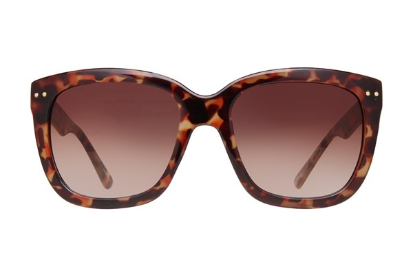 Lunettos Rose Tortoise Sunglasses
