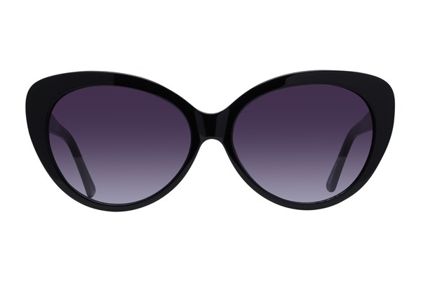 Lunettos Sara Sunglasses - Black