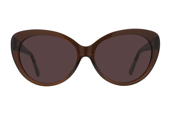 Lunettos Sara Brown Sunglasses