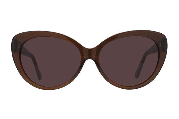 Lunettos Sara Brown Sunglasses