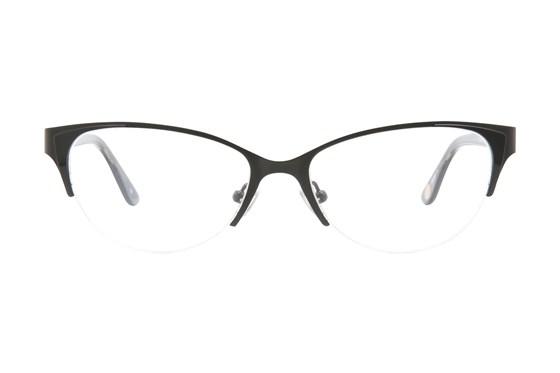 Corinne McCormack Gramercy Black Eyeglasses