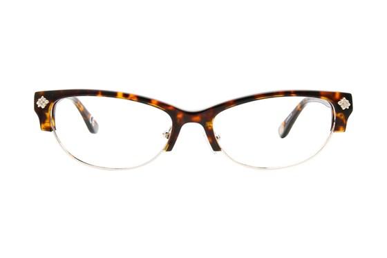 Corinne McCormack Monroe Tortoise Eyeglasses