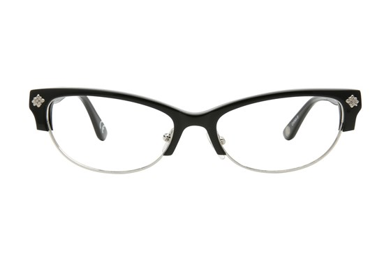 Corinne McCormack Monroe Black Eyeglasses