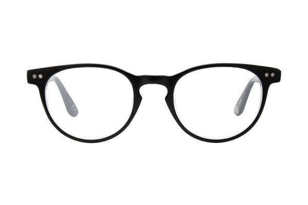 Corinne McCormack Thompson Eyeglasses - Black