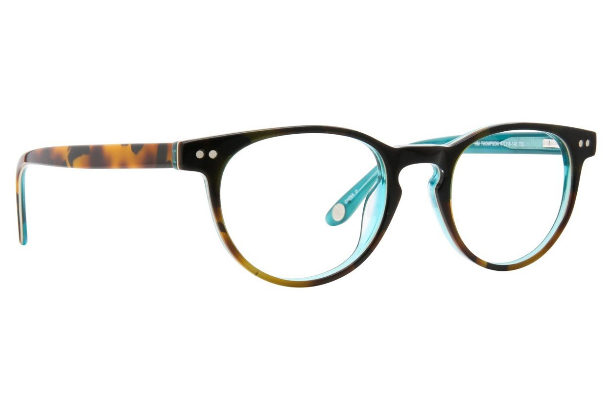 Corinne McCormack Thompson Eyeglasses - Blue