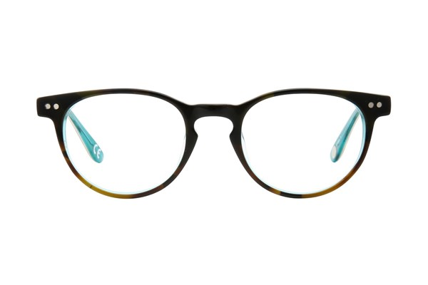 Corinne McCormack Thompson Blue Eyeglasses