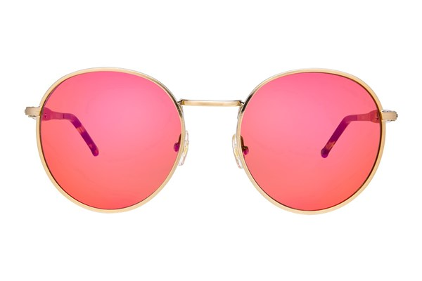 Wildfox Dakota Deluxe Sunglasses - Gold
