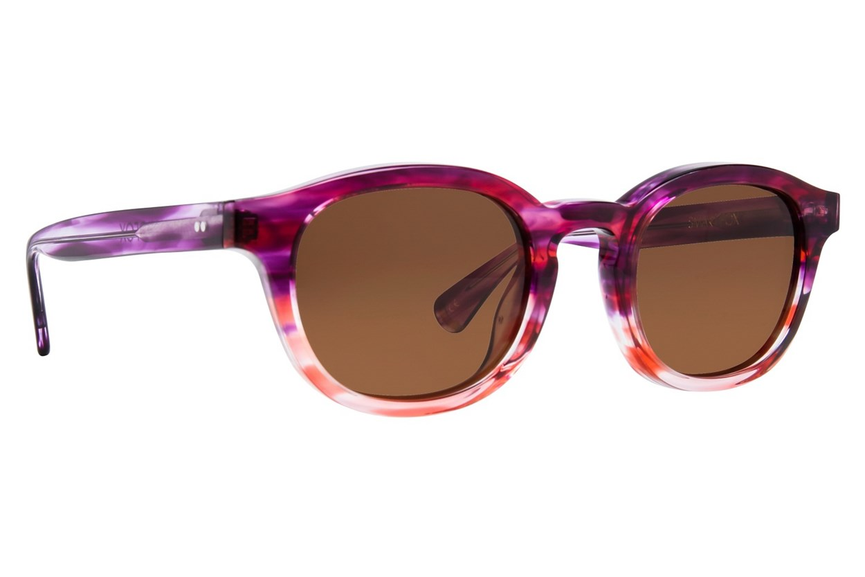 Wildfox Smart Fox Purple Sunglasses