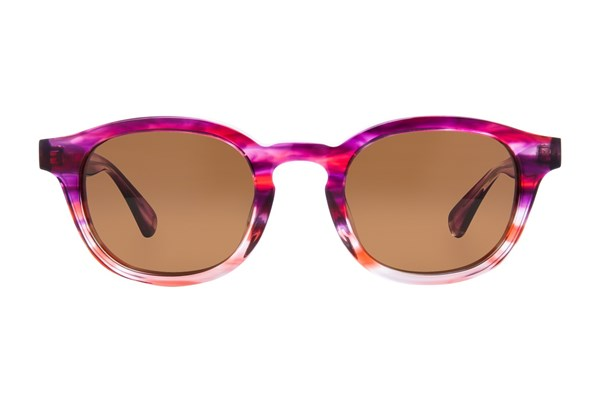Wildfox Smart Fox Sunglasses - Purple