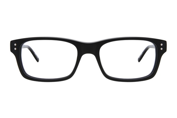 Blakened DB1005 Eyeglasses - Black