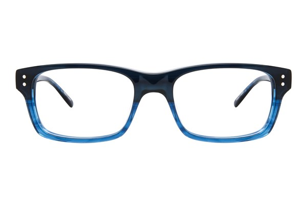 Blakened DB1005 Eyeglasses - Blue