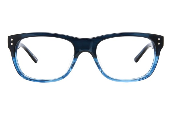 Blakened DB1008 Eyeglasses - Blue