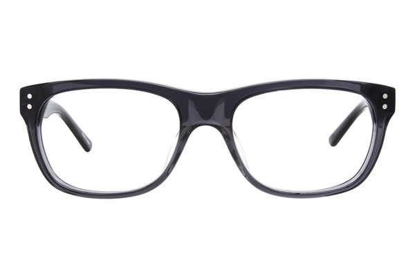 Blakened DB1008 Gray Eyeglasses