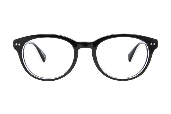 Blakened DB1010 Eyeglasses - Black