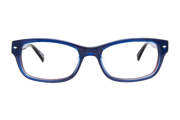 Blakened DB1017 Eyeglasses - Blue