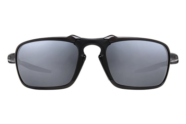 Oakley Badman Sunglasses - Black