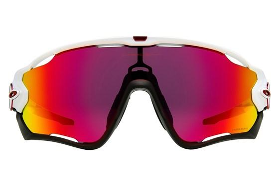 Oakley Jawbreaker White Sunglasses