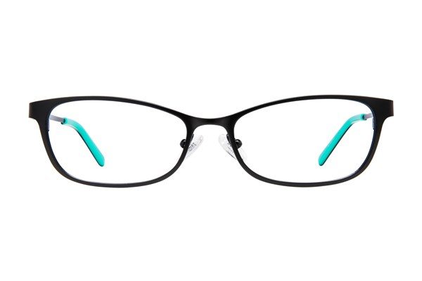 Candie's Kimberly Eyeglasses - Black