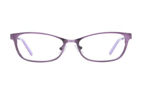 Candie's Kimberly Purple Eyeglasses