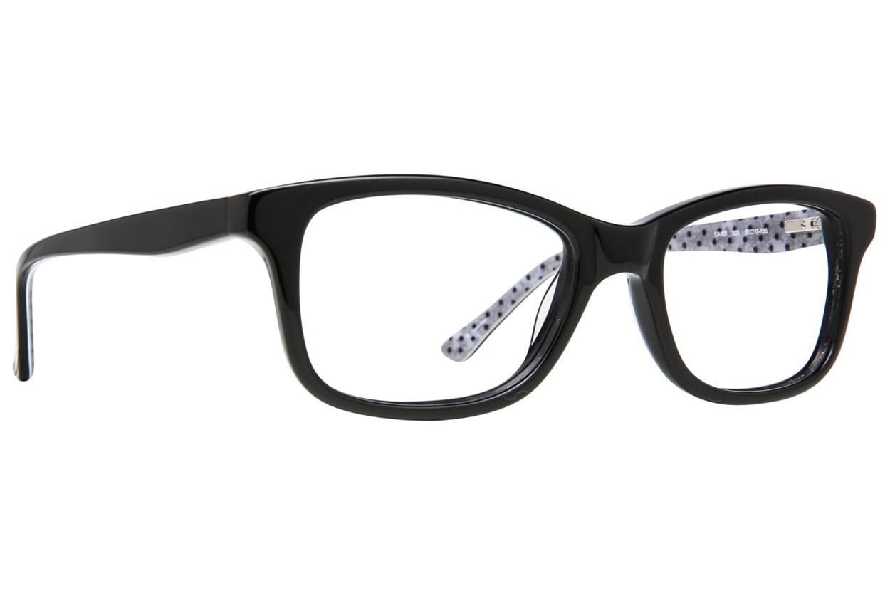 Candie's CA0103 Black Eyeglasses