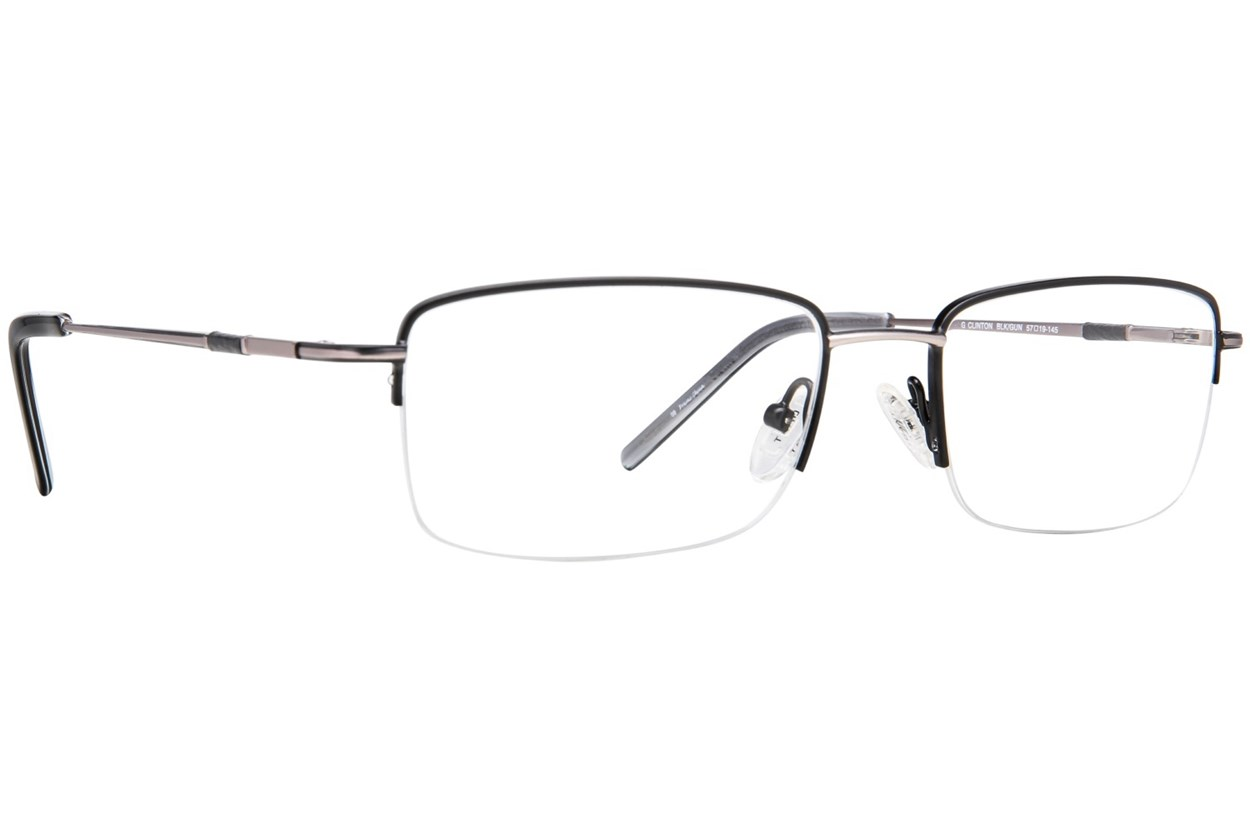 Gant Clinton Black Eyeglasses