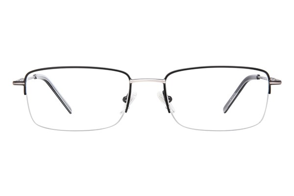 Gant Clinton Eyeglasses - Black