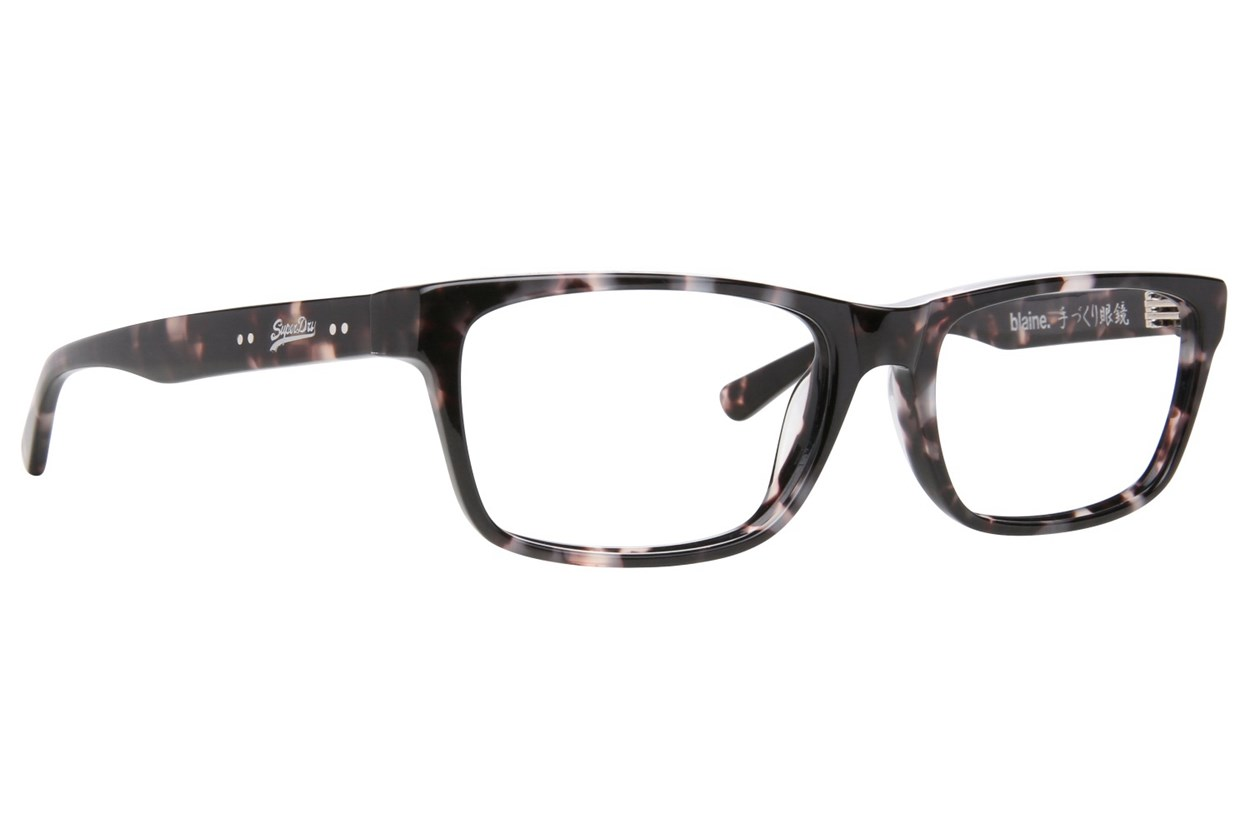 Superdry Blaine Black Eyeglasses
