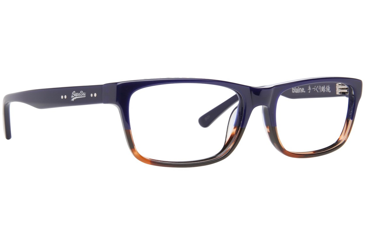 Superdry Blaine Blue Eyeglasses