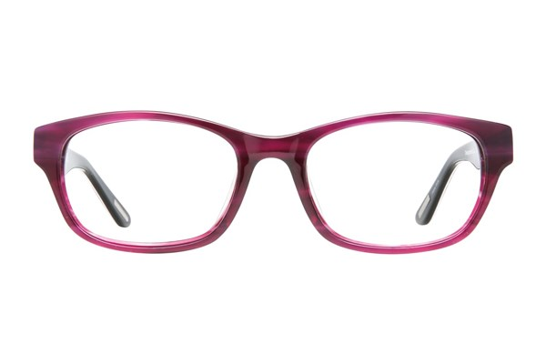 Covergirl CG0518 Eyeglasses - Purple