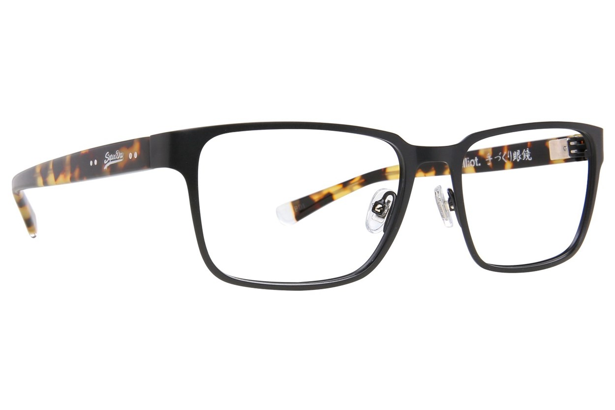 Superdry Elliot Black Eyeglasses