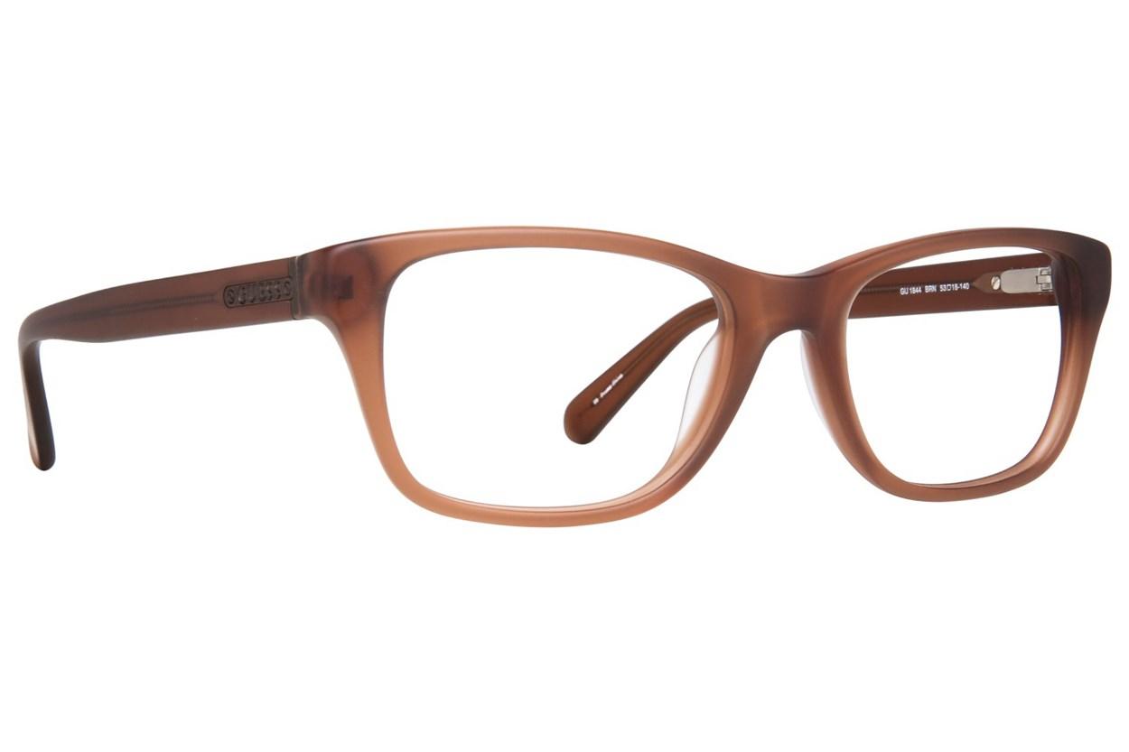GUESS GU 1844 Brown Eyeglasses
