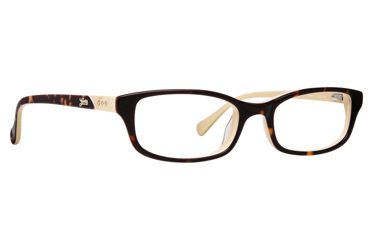 GUESS GU 2292 Tortoise Eyeglasses