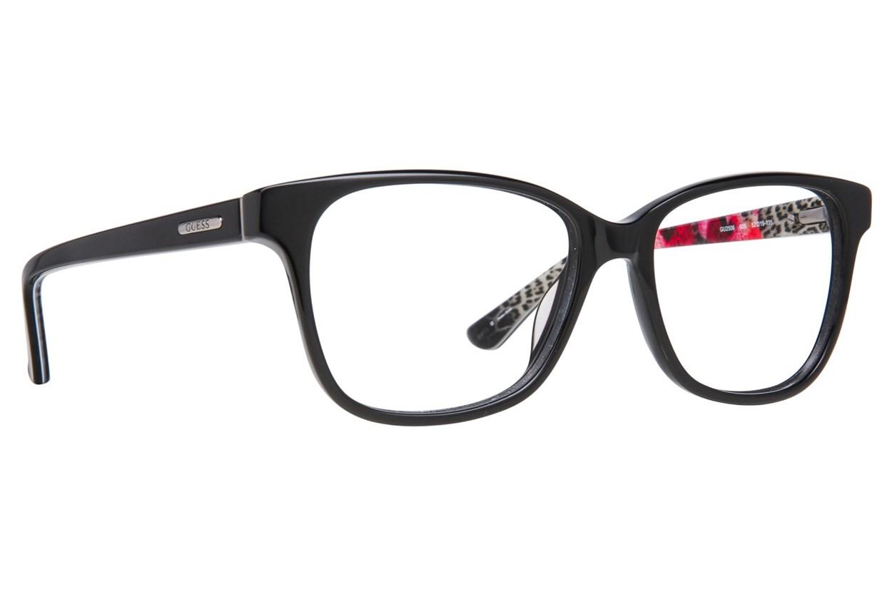 GUESS GU 2506 Black Eyeglasses