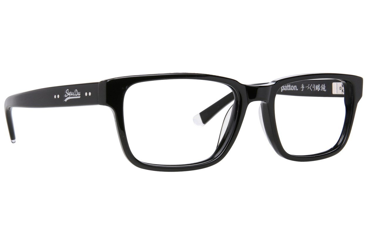 Superdry Patton Black Eyeglasses