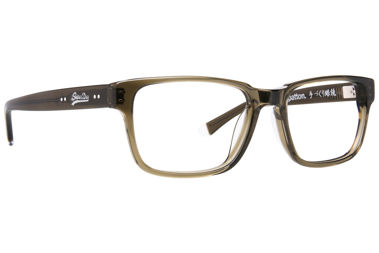 Superdry Patton Eyeglasses - Tan