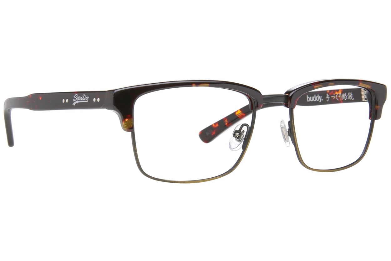 Superdry Buddy Tortoise Eyeglasses