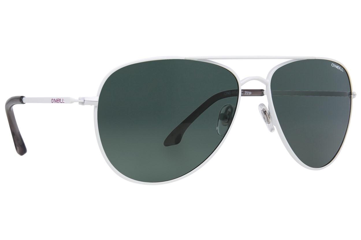 O'Neill Vita White Sunglasses