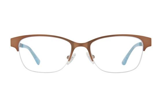Candie's CA106 Brown Eyeglasses