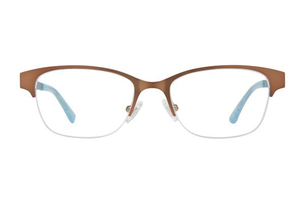 Candie's CA106 Brown Eyeglasses