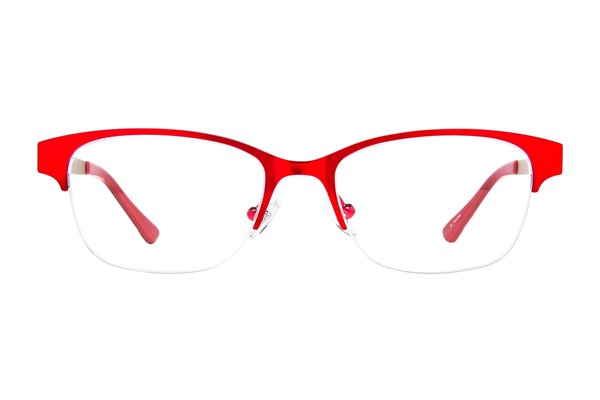 Candie's CA106 Red Eyeglasses