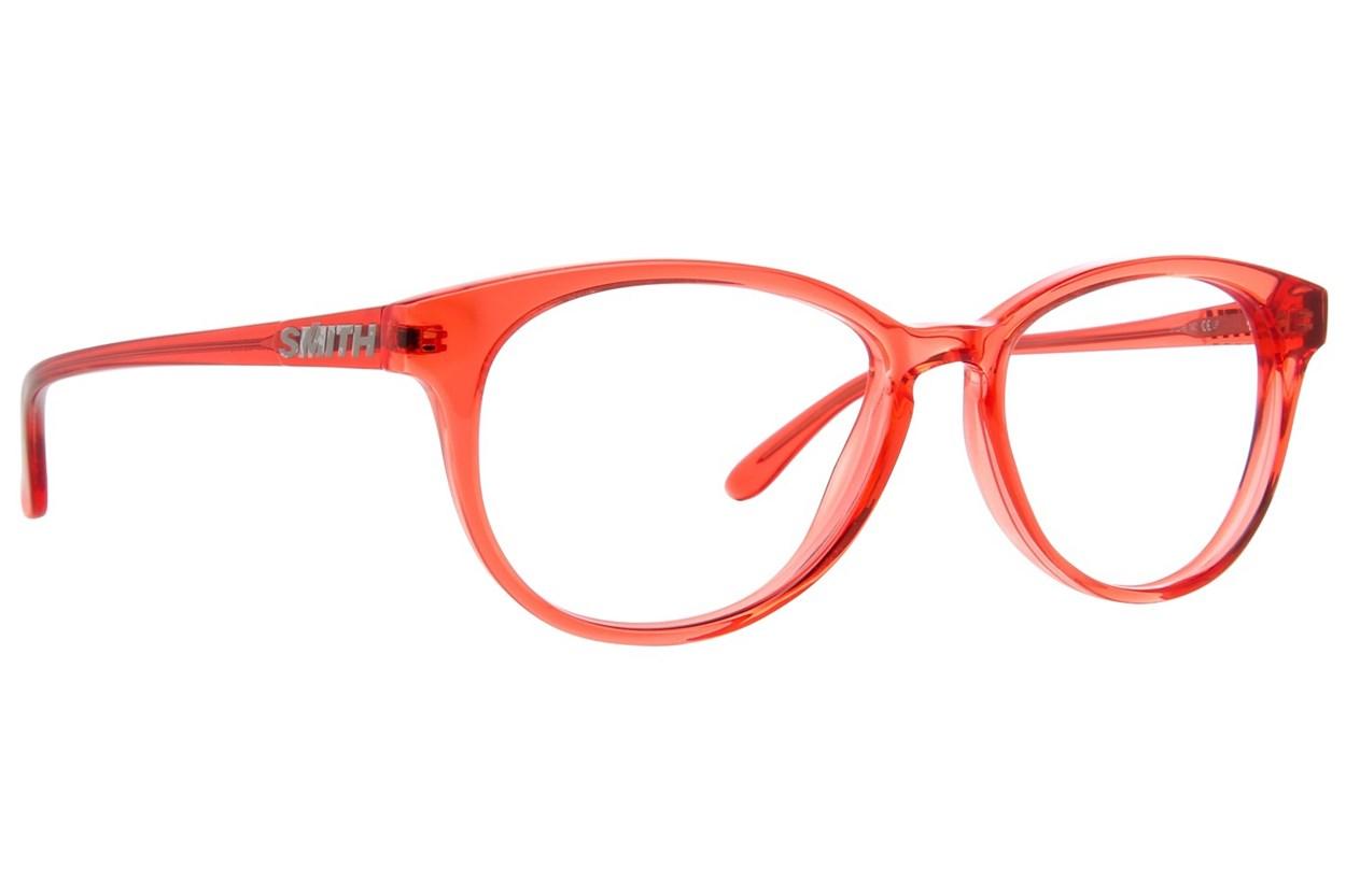 Smith Optics Finley Red Eyeglasses
