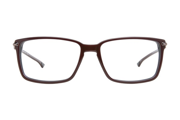 Smith Optics Pryce Red Eyeglasses