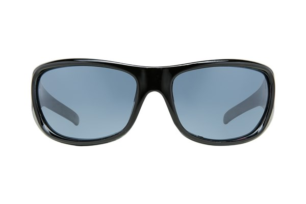 Anarchy Bruiser Polarized Black Sunglasses