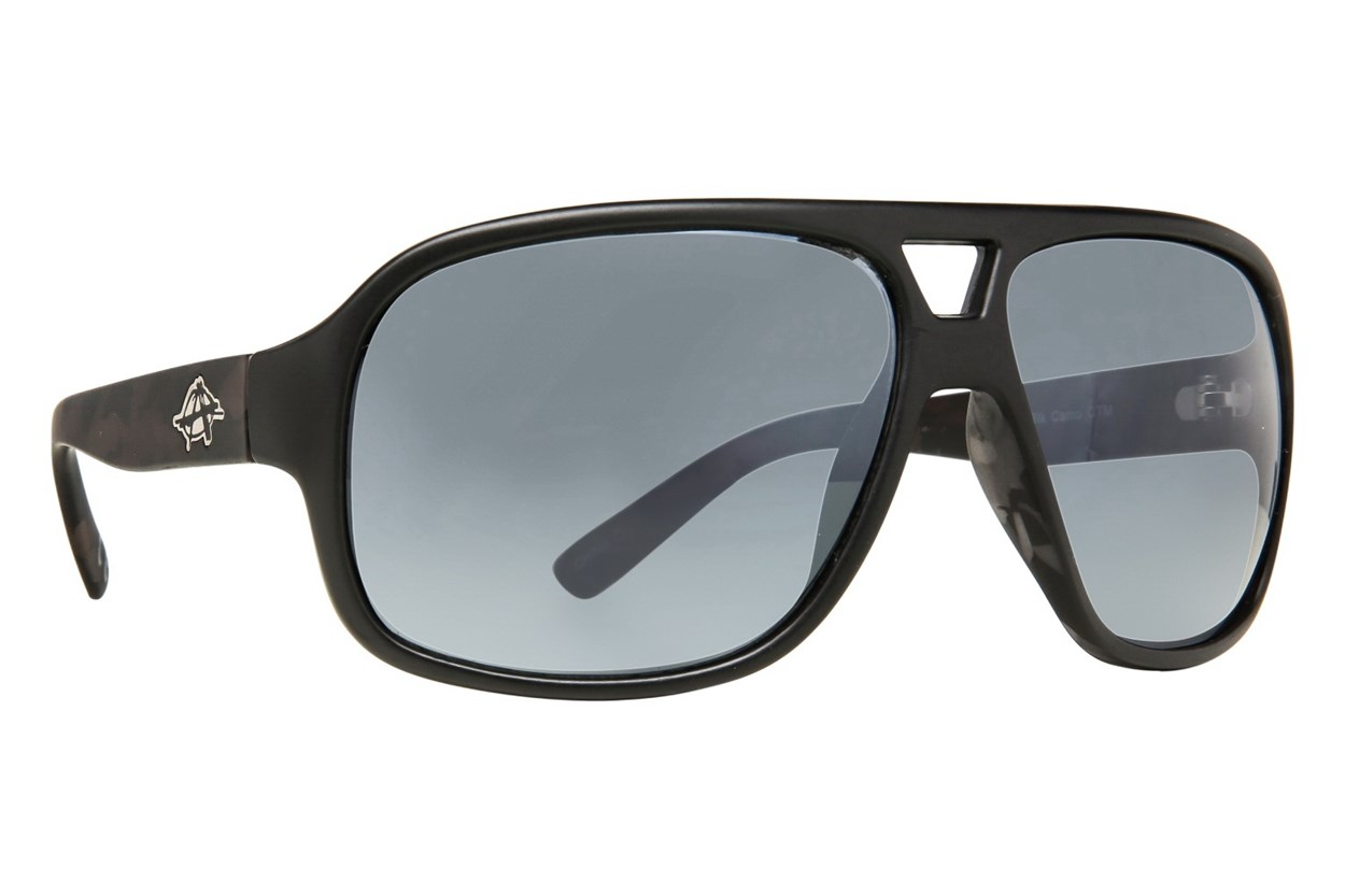 Anarchy Morpher Sunglasses - Black