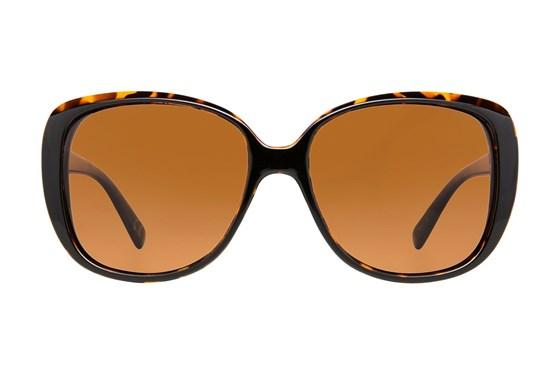 Angel Synne Polarized Brown Sunglasses