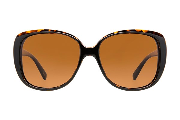 Angel Synne Polarized Brown Sunglasses