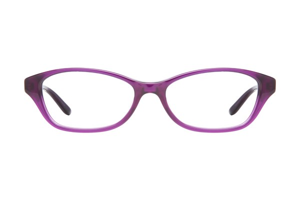GUESS GU 2417 Eyeglasses - Purple