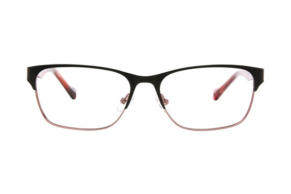 Lucky D101 Eyeglasses - Black