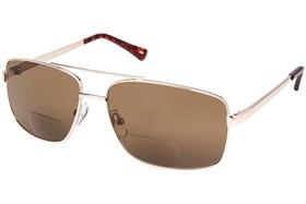 Cafe Readers 935 Bifocals Gold