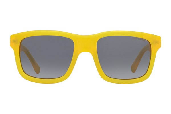 Zoobug Square (Age 2-5) Yellow Sunglasses
